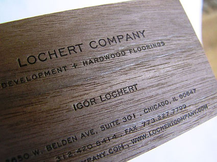 "Joel Bauer and the Art of the Business Card: ""OMG, It even has a ..."